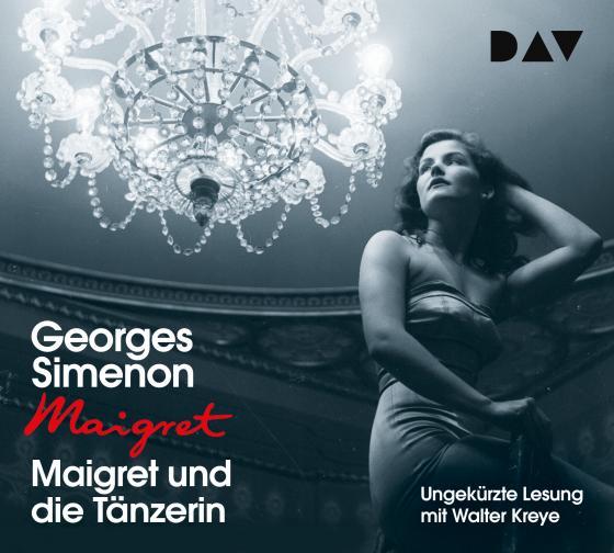 Cover-Bild Maigret und die Tänzerin