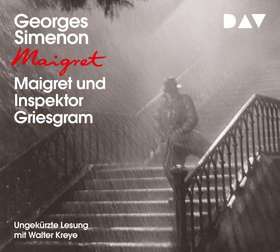 Cover-Bild Maigret und Inspektor Griesgram