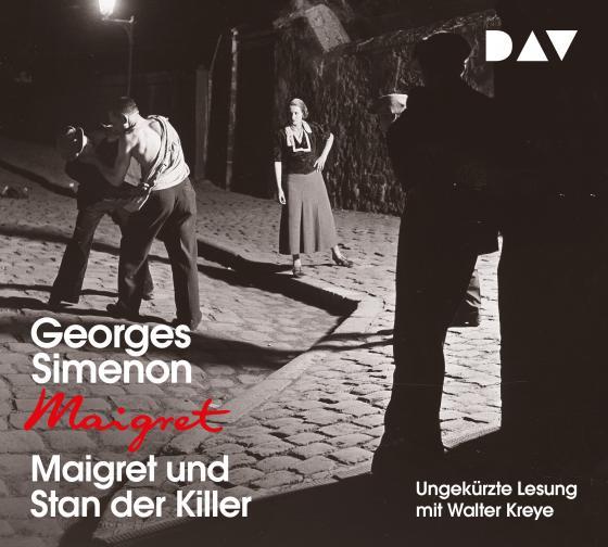 Cover-Bild Maigret und Stan der Killer