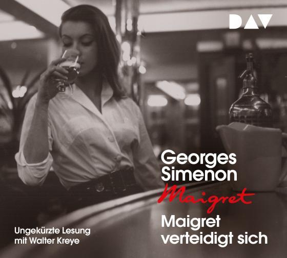 Cover-Bild Maigret verteidigt sich