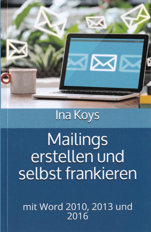 Cover-Bild Mailings erstellen und selbst frankieren