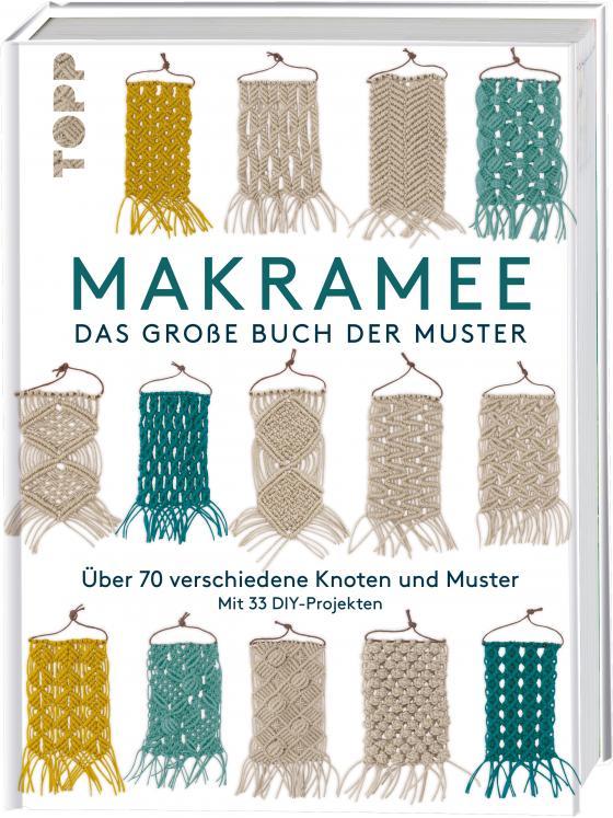 Cover-Bild Makramee - Das große Buch der Muster