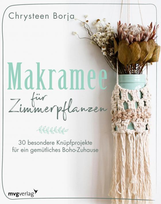 Cover-Bild Makramee für Zimmerpflanzen