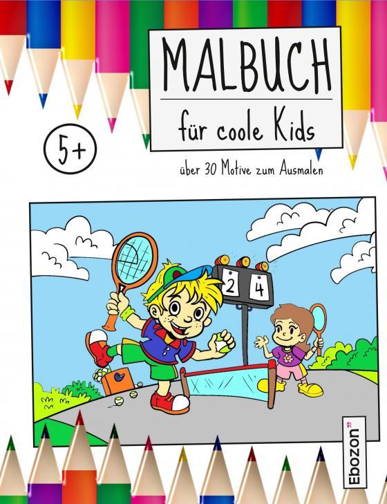 malbuch für coole kids  lesejury
