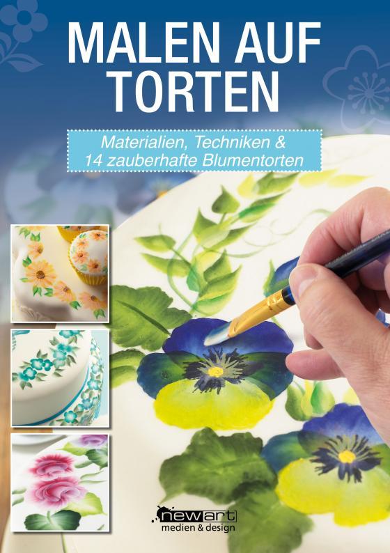 Cover-Bild Malen auf Torten