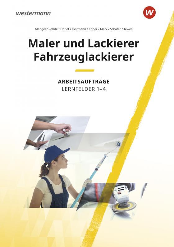 Cover-Bild Maler und Lackierer / Fahrzeuglackierer