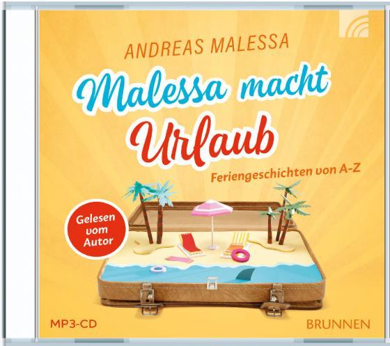 Cover-Bild Malessa macht Urlaub