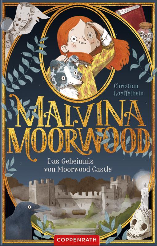 Cover-Bild Malvina Moorwood (Bd. 1)