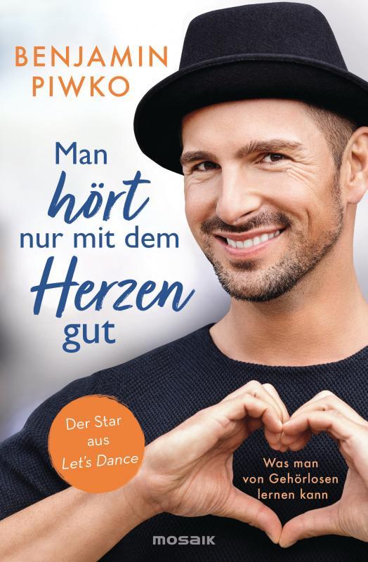 Cover-Bild Man hört nur mit dem Herzen gut