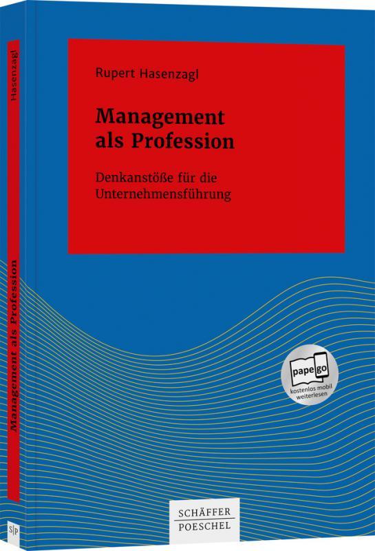 Cover-Bild Management als Profession
