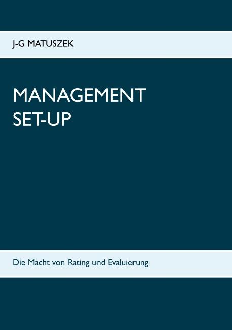 Cover-Bild Management Set-Up