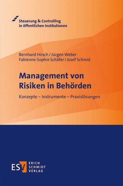 Cover-Bild Management von Risiken in Behörden