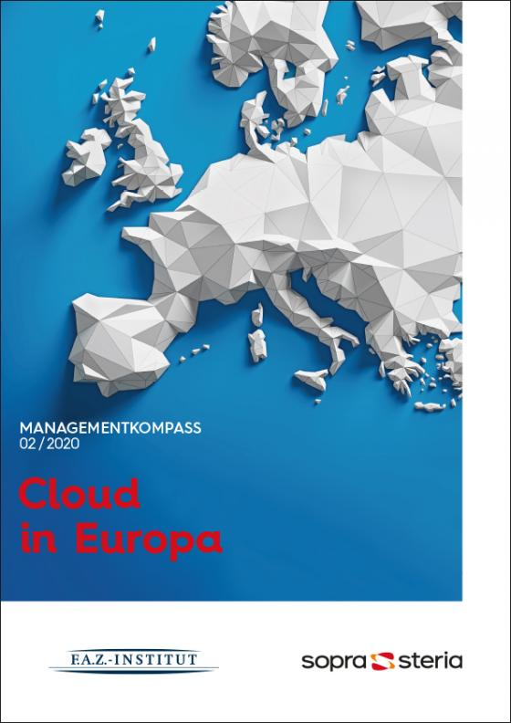 Cover-Bild Managementkompass Cloud in Europa