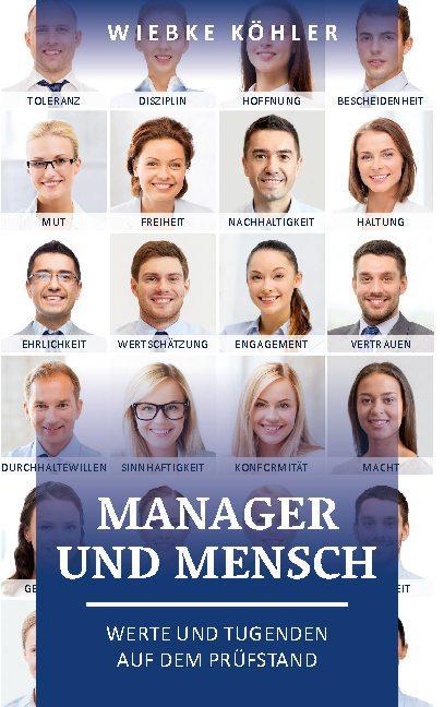 Cover-Bild Manager und Mensch
