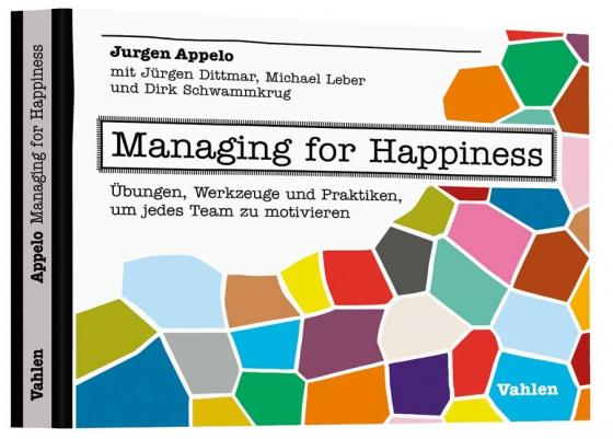 Cover-Bild Managing for Happiness