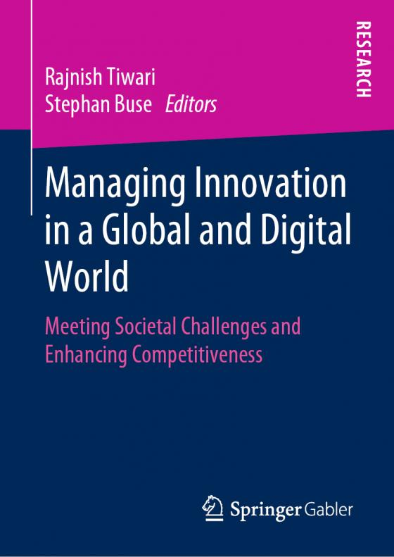 Cover-Bild Managing Innovation in a Global and Digital World