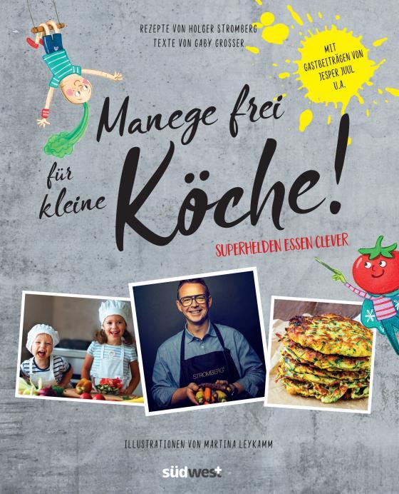 Cover-Bild Manege frei für kleine Köche!