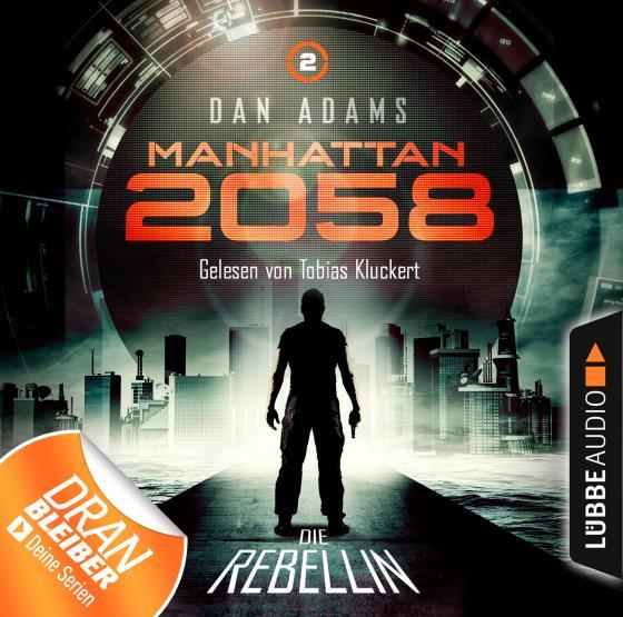 Cover-Bild Manhattan 2058 - Folge 02