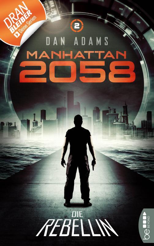 Cover-Bild Manhattan 2058 - Folge 2