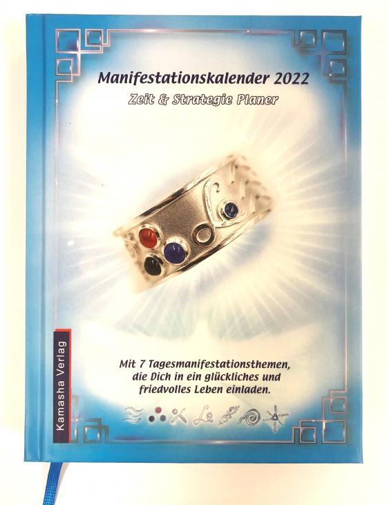Cover-Bild Manifestationskalender 2022