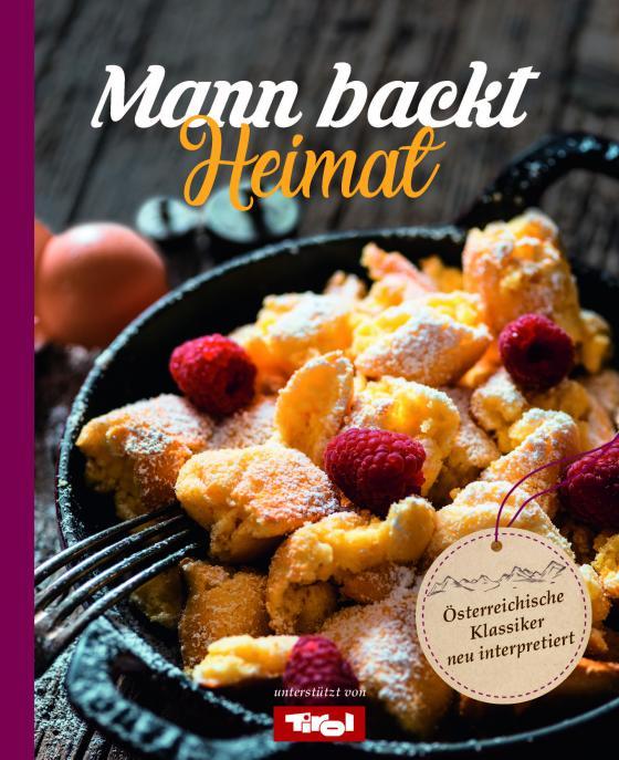 Cover-Bild Mann backt Heimat