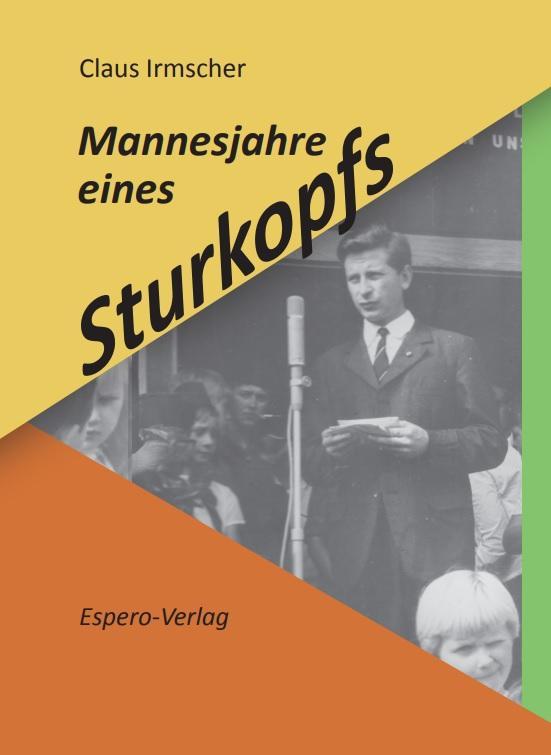 Cover-Bild Mannesjahre eines Sturkopfs