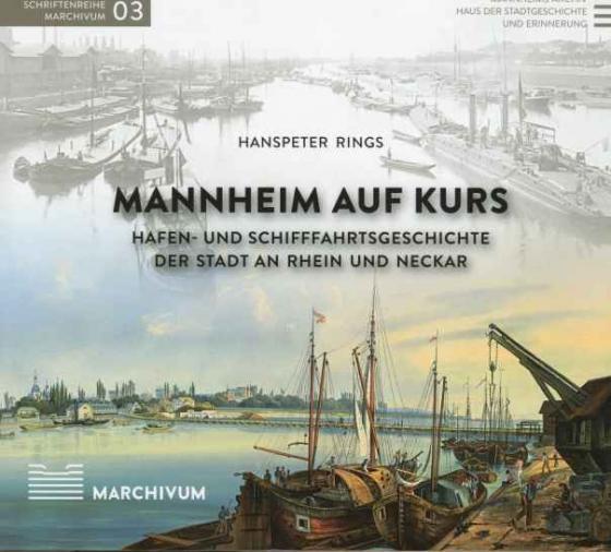 Cover-Bild Mannheim auf Kurs