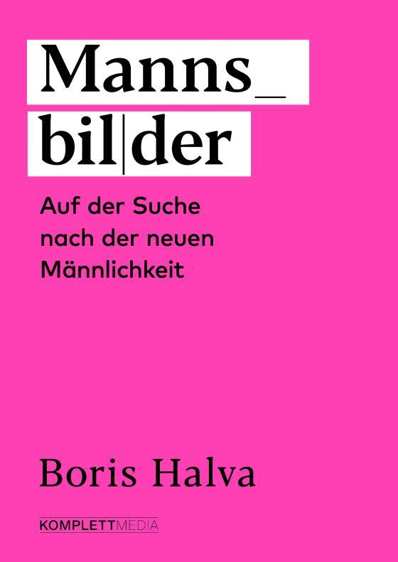 Cover-Bild Mannsbilder