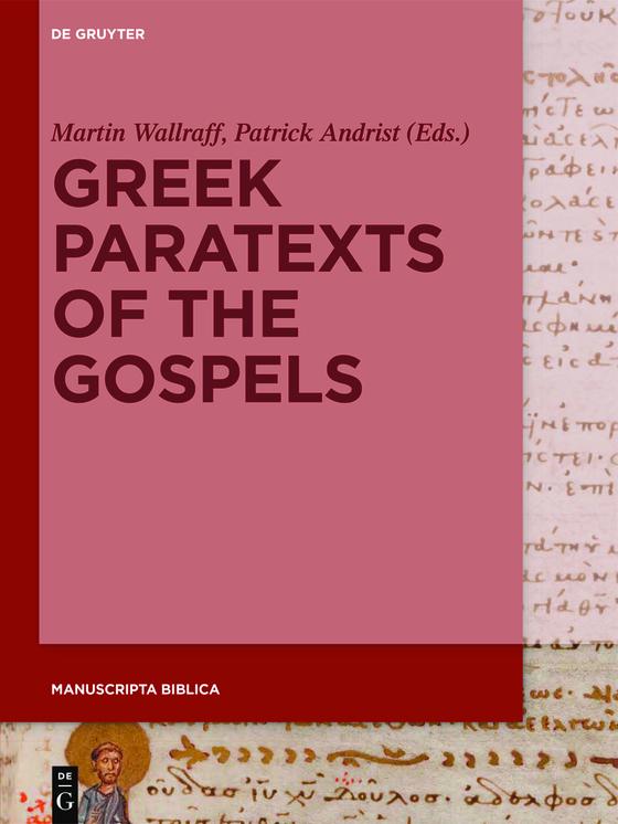Cover-Bild Manuscripta Biblica