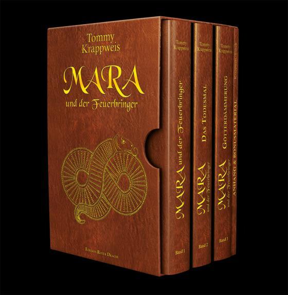 Cover-Bild Mara und der Feuerbringer