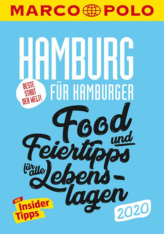 Cover-Bild MARCO POLO Beste Stadt der Welt - Hamburg 2020 MARCO POLO Cityguides)
