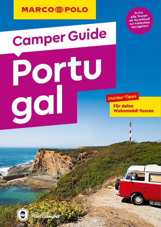 Cover-Bild MARCO POLO Camper Guide Portugal