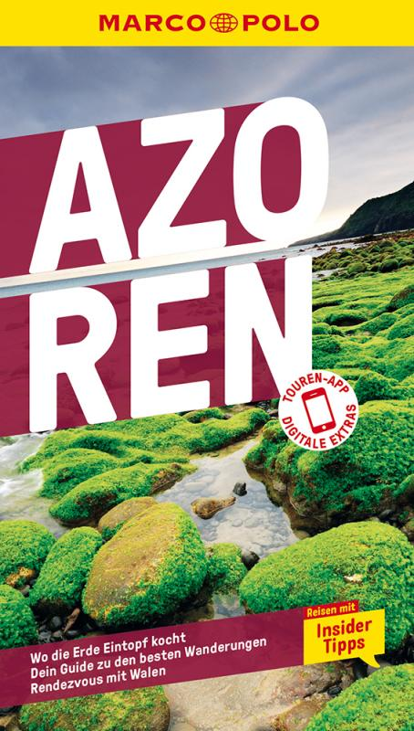 Cover-Bild MARCO POLO Reiseführer Azoren