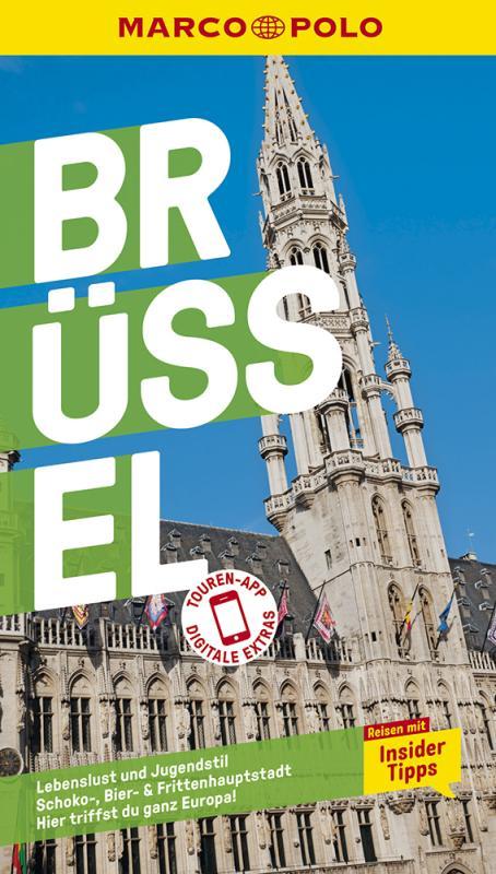 Cover-Bild MARCO POLO Reiseführer Brüssel