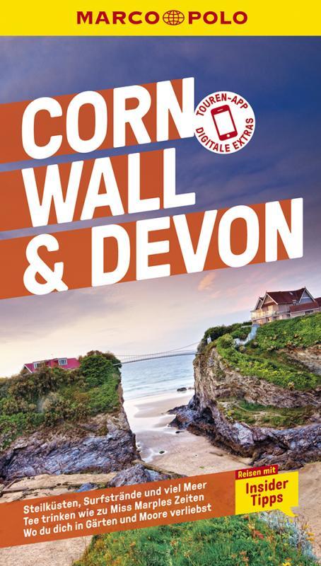Cover-Bild MARCO POLO Reiseführer Cornwall & Devon