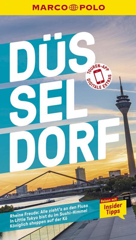Cover-Bild MARCO POLO Reiseführer Düsseldorf