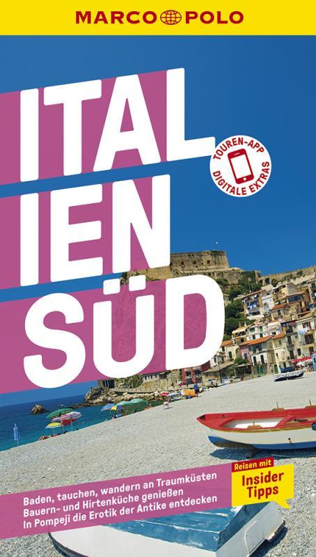 Cover-Bild MARCO POLO Reiseführer Italien Süd