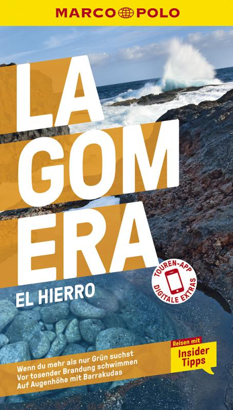 Cover-Bild MARCO POLO Reiseführer La Gomera, El Hierro