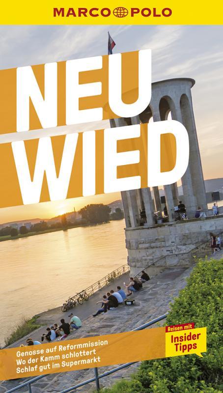 Cover-Bild MARCO POLO Reiseführer Neuwied