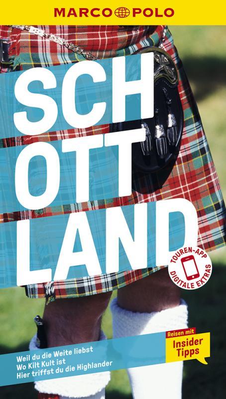 Cover-Bild MARCO POLO Reiseführer Schottland