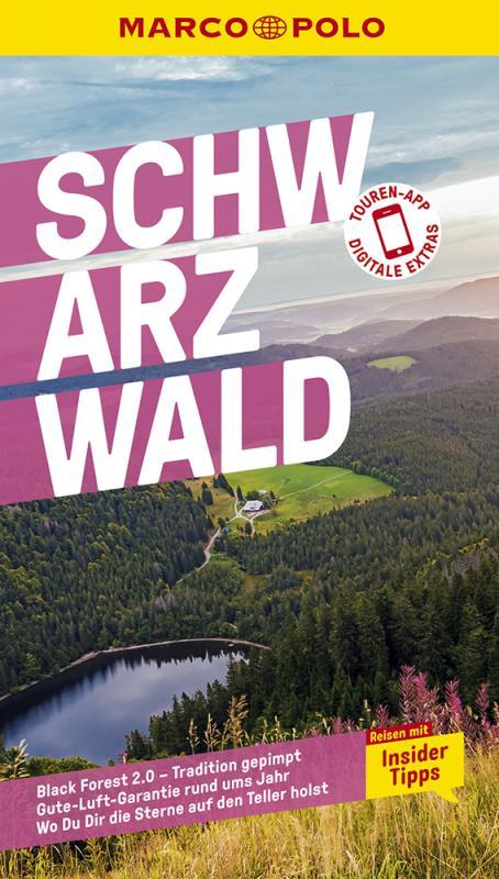 Cover-Bild MARCO POLO Reiseführer Schwarzwald
