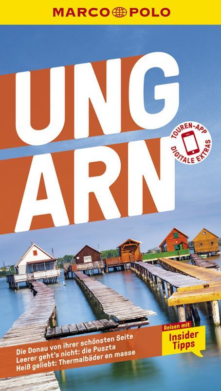 Cover-Bild MARCO POLO Reiseführer Ungarn
