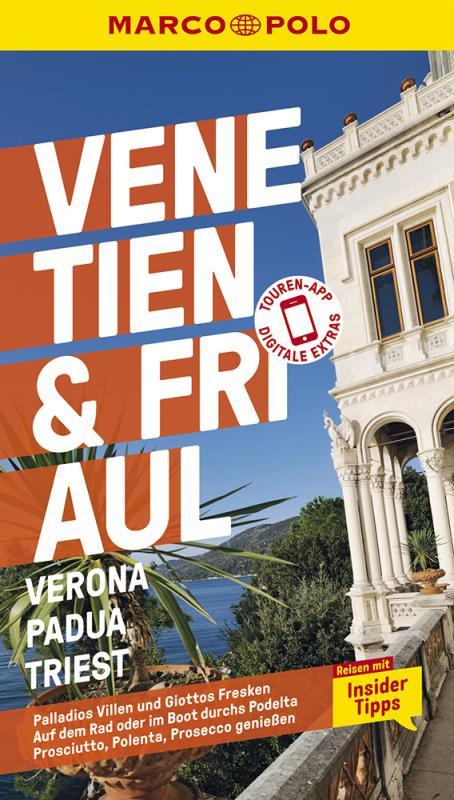 Cover-Bild MARCO POLO Reiseführer Venetien, Friaul, Verona, Padua, Triest