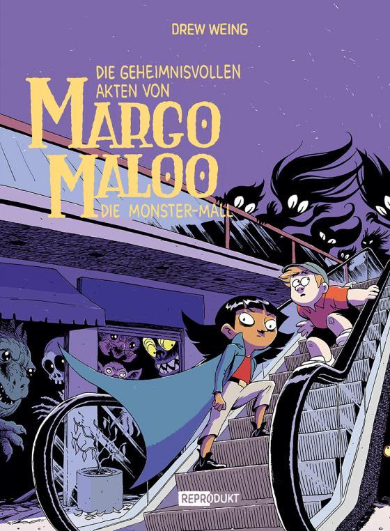 Cover-Bild Margo Maloo 2