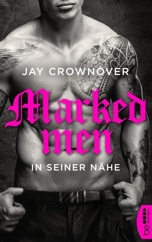 Cover-Bild Marked Men: In seiner Nähe