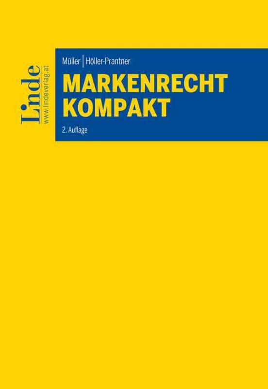 Cover-Bild Markenrecht kompakt