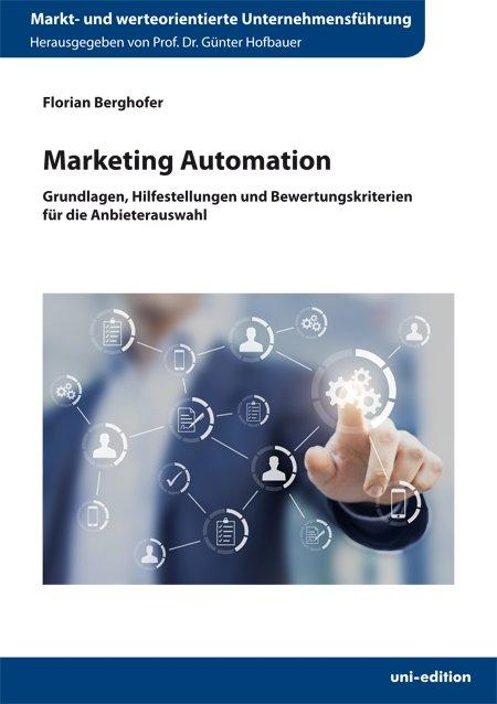Cover-Bild Marketing Automation