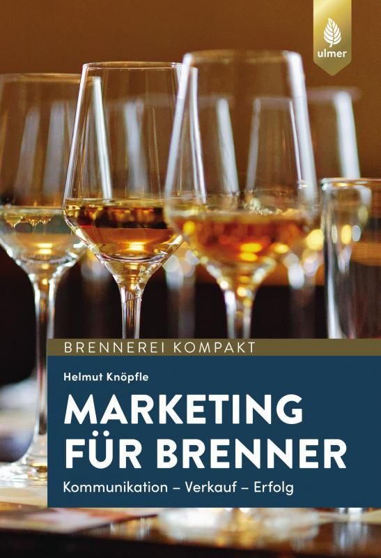 Cover-Bild Marketing für Brenner