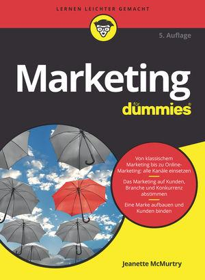 Cover-Bild Marketing für Dummies