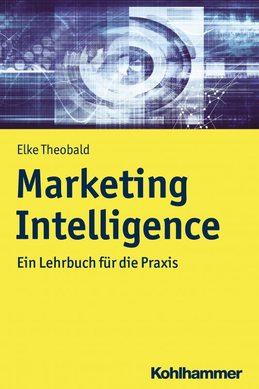 Cover-Bild Marketing Intelligence